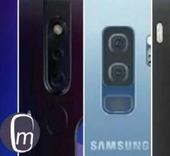 Redmi note 7 vs Oppo f11 pro vs Samsung Galaxy s9 plus vs Lumia 950