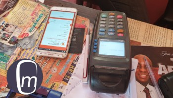mobile terminals for power recharge vending in lagos