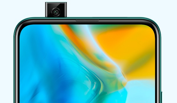Huawei Y9 Prime 2019 motorized pop-up camera