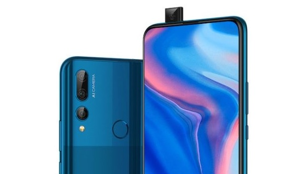 Huawei's 230-dollar smartphone with no fast charging - Y9 Prime 2019