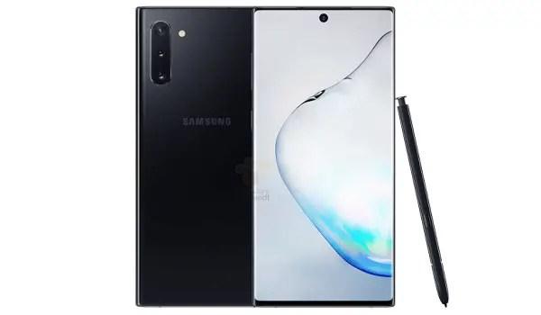 Samsung Galaxy Note 10 Lite specs