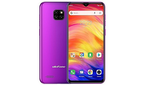 Ulefone Note 7 (Android Go smartphone) 4