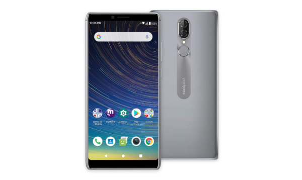 Coolpad Legacy (budget Android 9 phone) 10