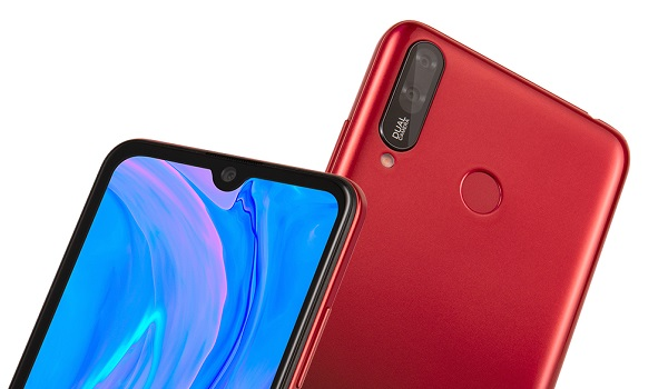 itel s15 top notch rear camera fingerprint