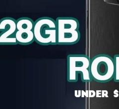 best 128GB internal memory phones under 300 dollars or 100000 naira