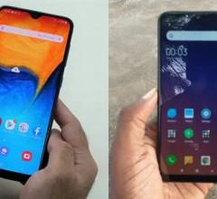 Samsung Galaxy A20 vs Redmi Note 7 comparison