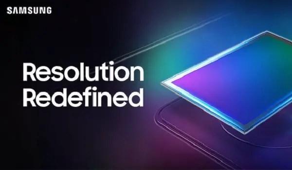 Samsung ISOCELL 108MP camera sensor