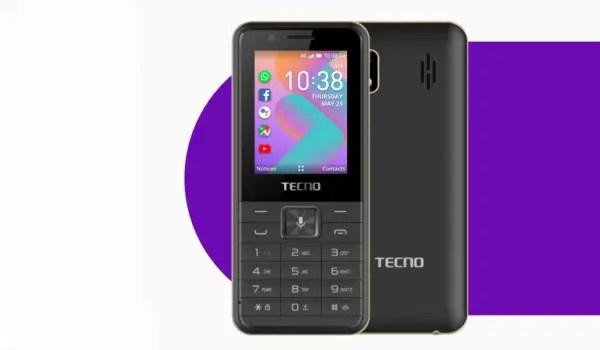 TECNO T901 (KaiOS smart feature phone) - Full specs