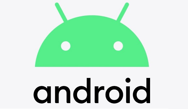 new Android 10 logo