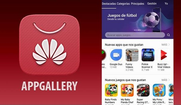 huawei appgallery appstore for harmonyos
