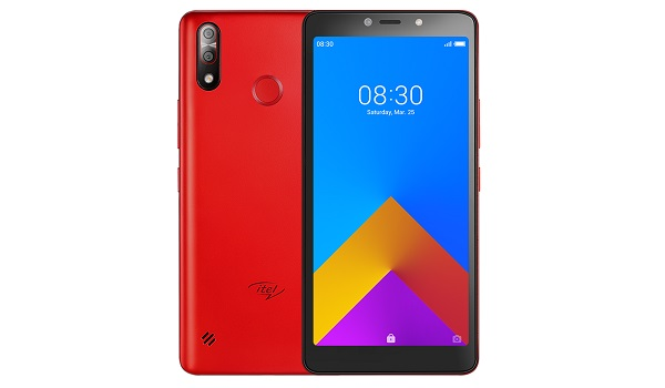 itel A55 (entry-level Android 9 smartphone) 3