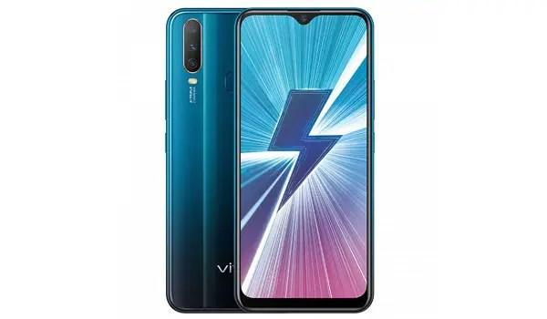 vivo Y17 has a 5000mAh big battery