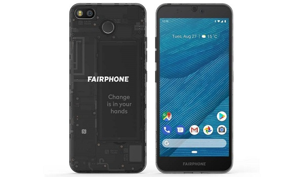 Fairphone 3 specs and features