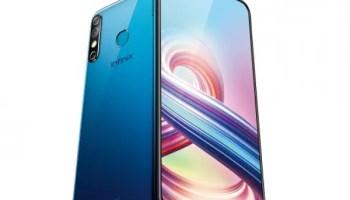 Infinix Hot 8 - a new specie of Infinix HOT phones