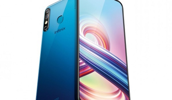 Infinix Hot 8 - a new specie of Infinix HOT phones