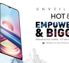 Infinix hot 8 bigger and empowered