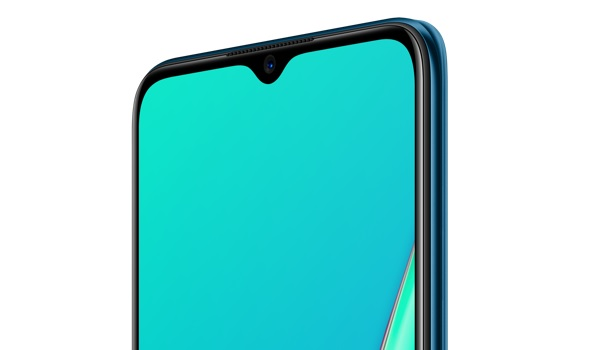 OPPO A9 2020 waterdrop display
