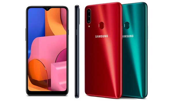 Samsung Galaxy A20 vs Samsung Galaxy A20
