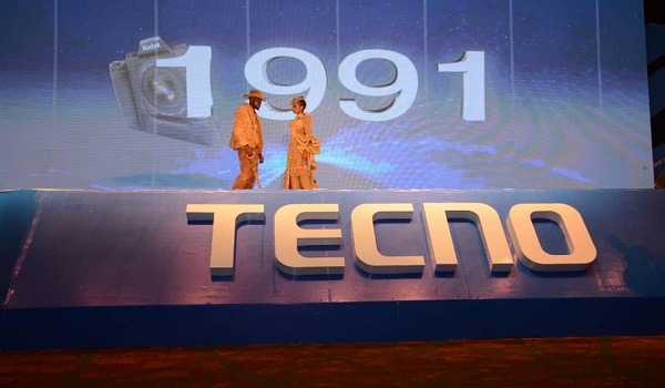 The wait is finally over: TECNO unveils Camon 12 Series, ushering in a new Cam * era 13