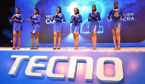 TECNO Camon 12 babes