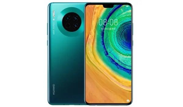 Huawei Mate 30 4
