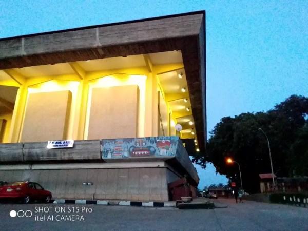 itel-S15-Pro-triple-camera-Twilight-Main-Auditorium-UNILAG