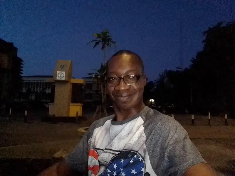 itel-S15-pro-selfie-camera-at-Dusk