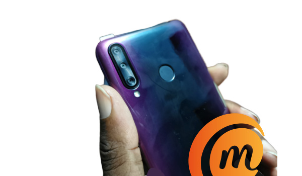 itel s15 pro purple gradient colour