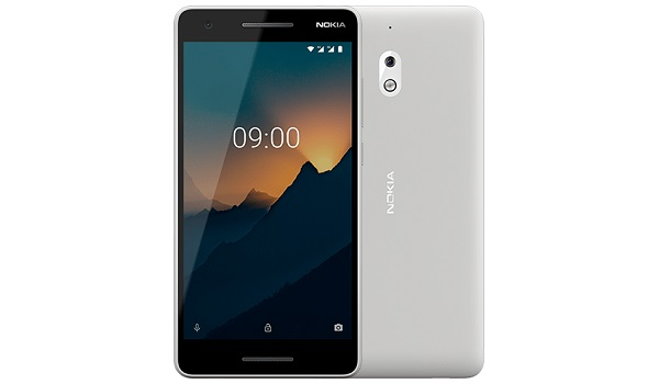 nokia 2.1 light grey
