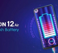 Camon 12 Air has a huge battery