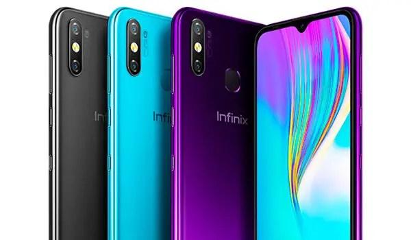 Infinix Smart 4