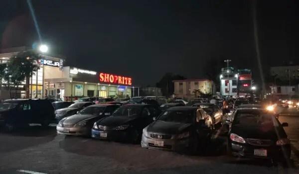 Oppo reno2 48mp camera car park night photo no flash