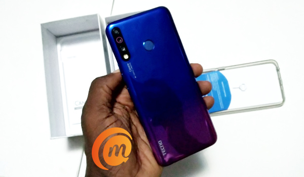 TECNO Camon 12 in for review