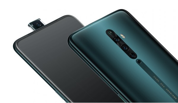 oppo reno2 f elevating selfie camera