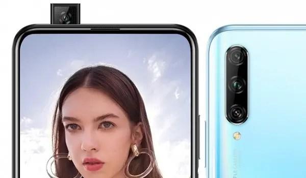 Huawei P smart Pro cameras