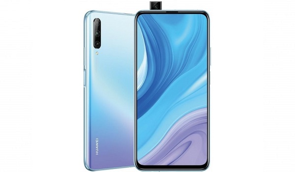 Huawei P smart Pro front and back