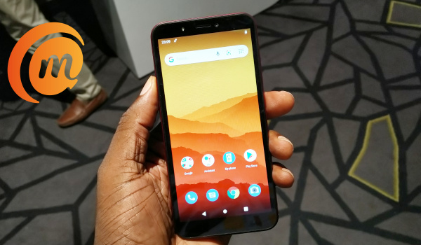 Nokia C1 hands-on Mobilityarena