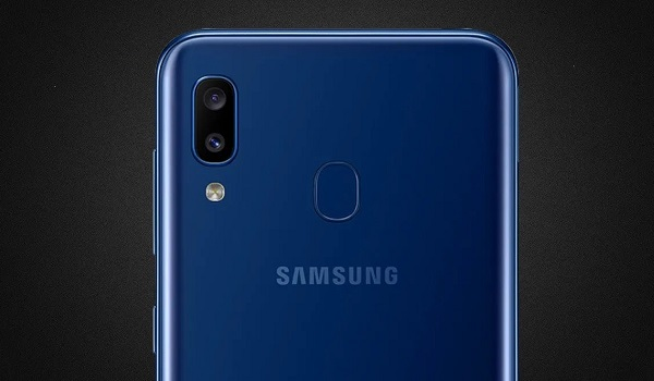 Samsung Galaxy A01 rear camera