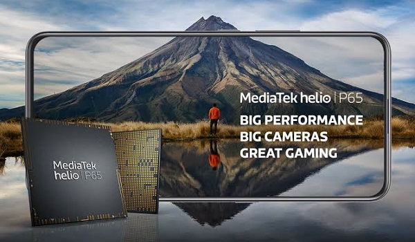 mediatek helio p65 chipset