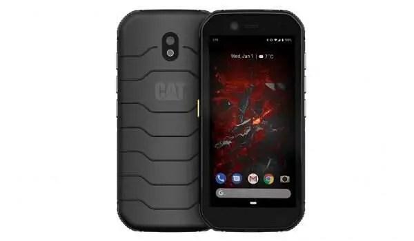 Cat S32 rugged phone
