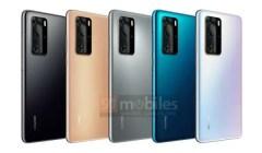 Huawei P40 pro colours