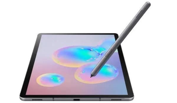 Samsung Galaxy Tab S6 5G__with stylus