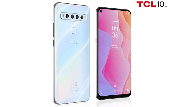TCL 10L at CES 2020