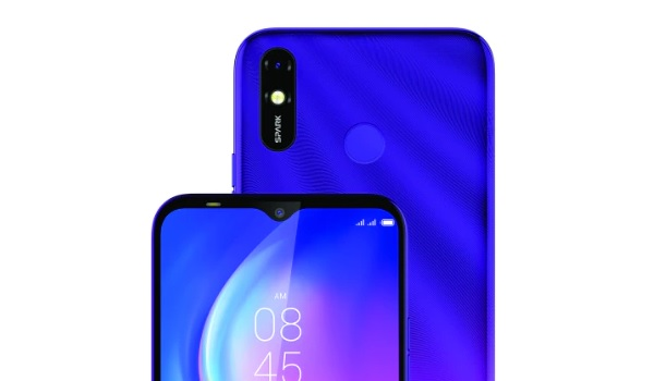 TECNO Spark Go Plus front and back cameras
