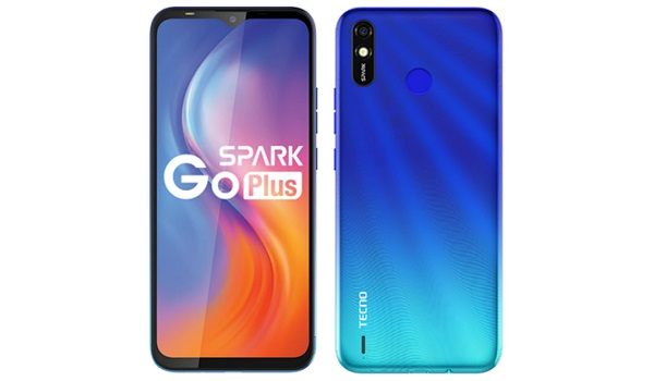TECNO Spark Go Plus front back