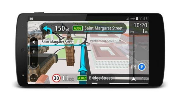 TomTom Maps for Android mobile