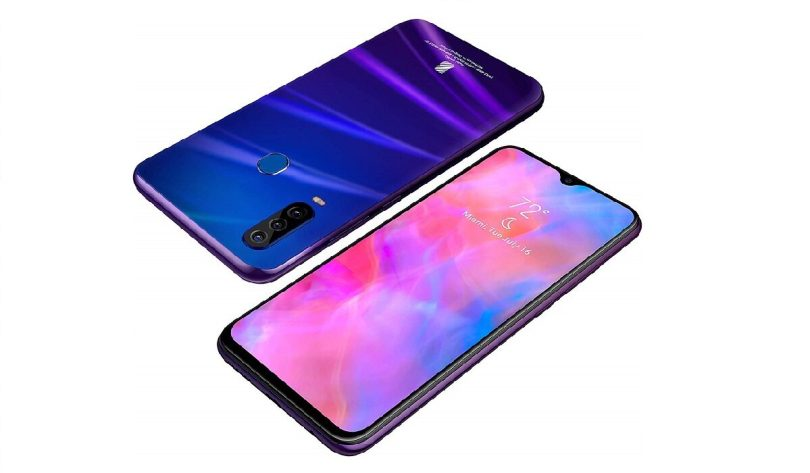 BLU G9 Pro Android smartphone