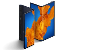 Huawei Mate XS 5G foldable phone 2020