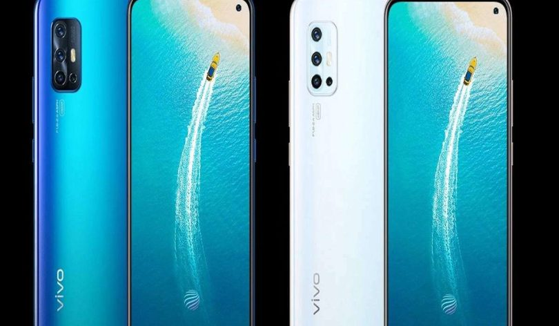 Vivo V19 Tease India Launch