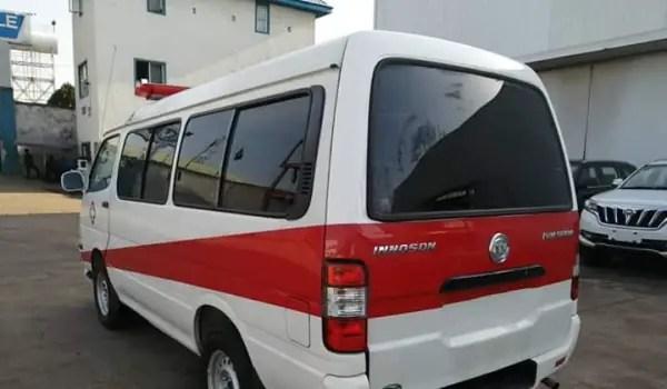 Innoson motors ambulance